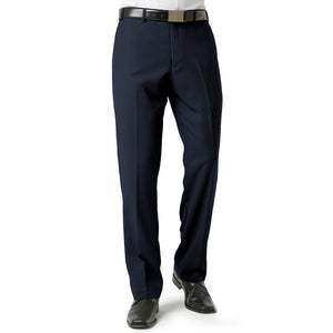 The Classic Flat Pant | Mens | Navy