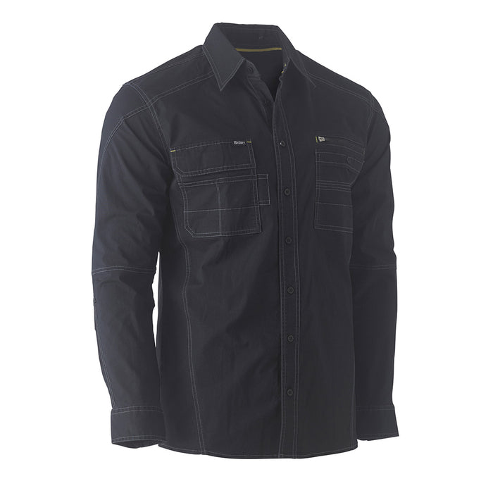 The Flex and Move Utility Shirt | Long Sleeve | Mens