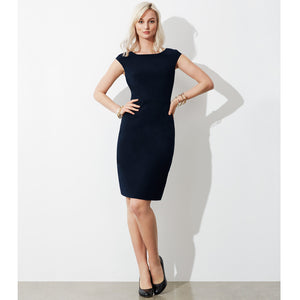 The Audrey Dress | Cap Sleeve