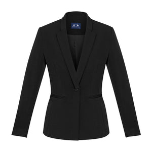 The Bianca Jacket | Ladies | Black