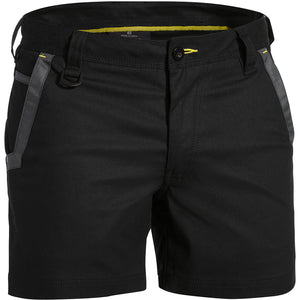 Flex and Move Short | Black