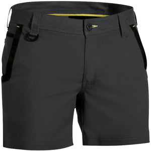 Flex and Move Short | Charcoal