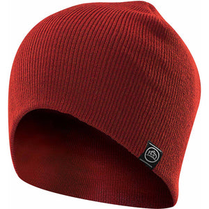 The Tundra Knit Beanie | Red