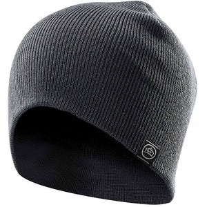 The Tundra Knit Beanie | Grey