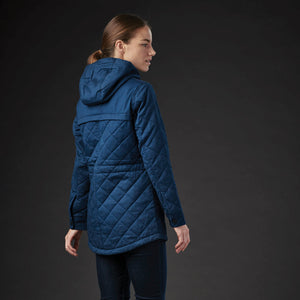 The Bushwick Quilted Jacket | Ladies