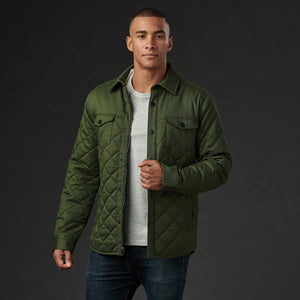 Bushwick Quilted Jacket | Mens