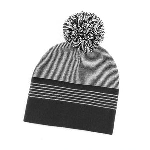 The Stripe Beanie | Unisex