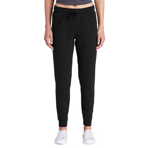 The Fleece Jogger | Pant | Ladies | Black