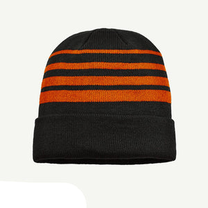 The Multi Stripe Beanie | Unisex