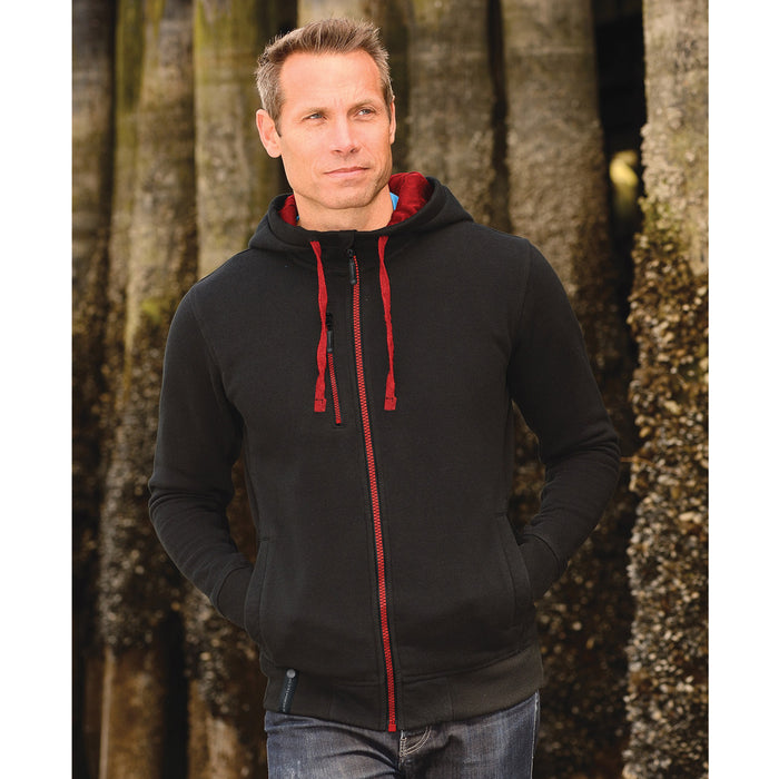 The Metro Full Zip Hoodie | Mens | Stormtech