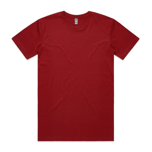 The Staple Tee | Mens | Short Sleeve | Fashion Colours