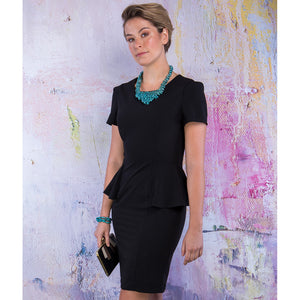 The Classic Pepi Dress FR | Ladies