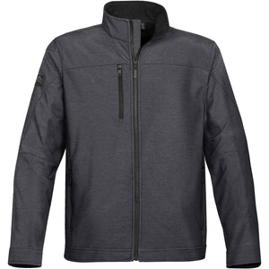 The Soft Tech Jacket | Mens | Charcoal