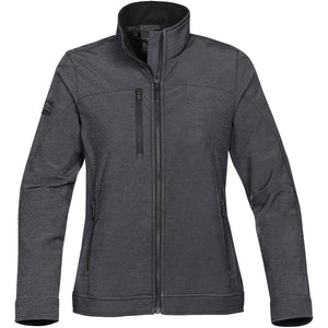 The Soft Tech Jacket | Ladies | Charcoal