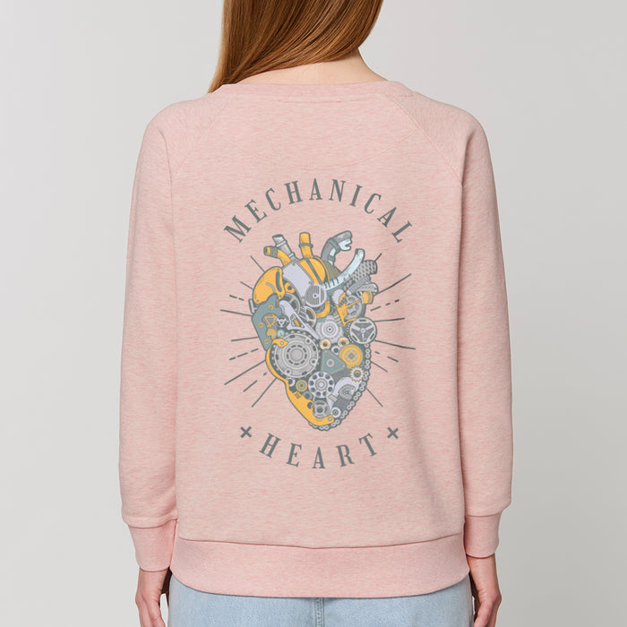 Mechanical Heart Jumper | Ladies