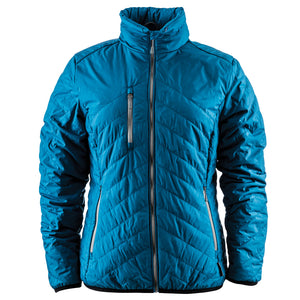 The Deer Ridge Jacket | Ladies | Metal Blue