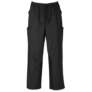The Classic Scrub Pant | Adults | Black