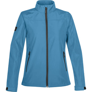 The Endurance Jacket | Ladies | Electric Blue