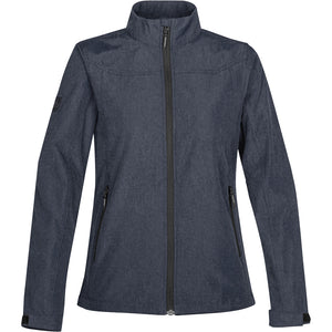 The Endurance Jacket | Ladies | Navy Marle