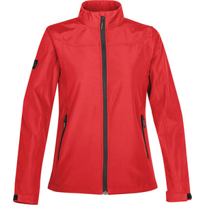 The Endurance Jacket | Ladies | Red