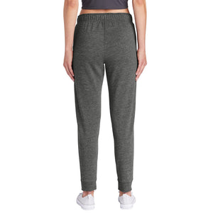 The Fleece Jogger | Pant | Ladies | Grey Marle