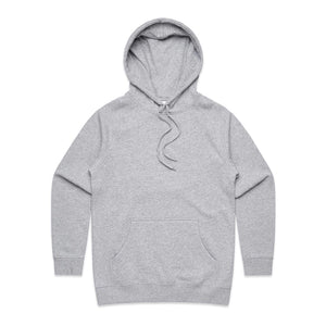 Supply Hood | Ladies | Grey Marle