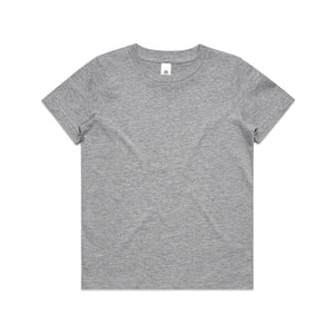 Youth Tee | Grey Marle