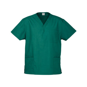The Classic Scrub Top | Adults | Hunter Green