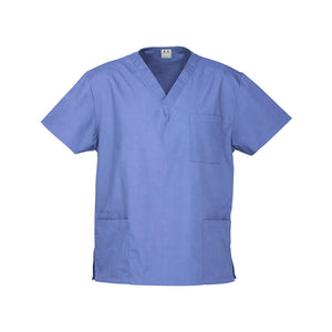 The Classic Scrub Top | Adults | Mid Blue