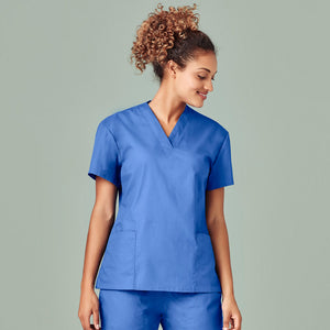The Classic Scrub Top | Ladies