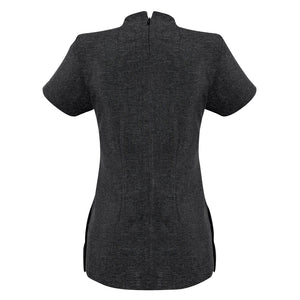 The Spa Tunic | Ladies | Short Sleeve | Grey