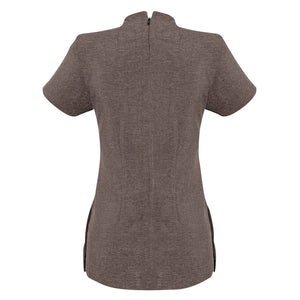 The Spa Tunic | Ladies | Short Sleeve | Natural