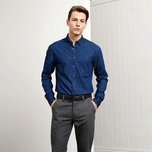 Mens Long Sleeve Indie Shirt
