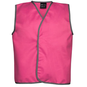 Kids Hi Vis Vest | Hot Pink