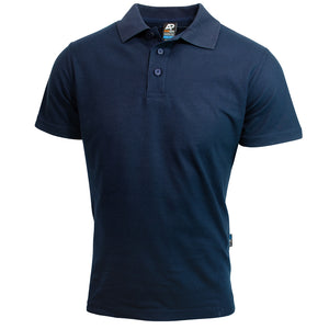 The Hunter Polo | Mens | Short Sleeve | Navy