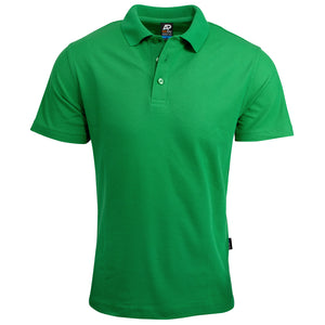 The Hunter Polo | Mens | Short Sleeve | Kelly Green