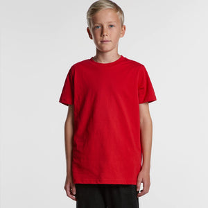Youth Tee | Red