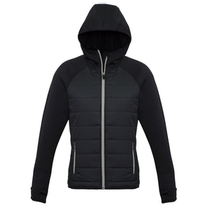 The Stealth Jacket | Ladies | Black/White