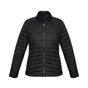 The Expedition Jacket | Ladies | Black