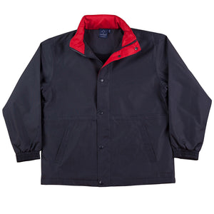 The Stadium Jacket | Adults | Navy/Red