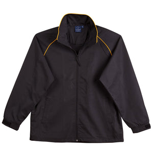 The Champion Jacket | Adults | Black/Gold