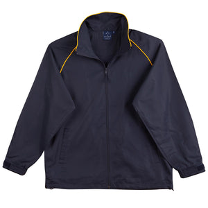 The Champion Jacket | Adults | Navy/Gold