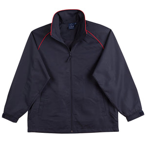 The Champion Jacket | Adults | Navy/Red