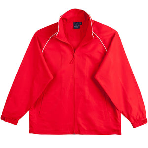The Champion Jacket | Adults | Red/White