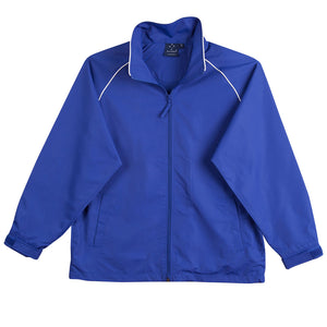The Champion Jacket | Adults | Royal/White