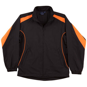 The Legend Jacket | Adults | Black/Orange