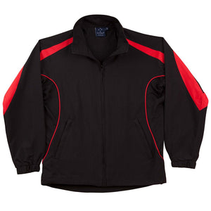The Legend Jacket | Adults | Black/Red