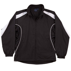 The Legend Jacket | Adults | Black/White