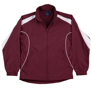 The Legend Jacket | Adults | Maroon/White