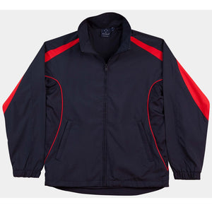 The Legend Jacket | Adults | Navy/Red